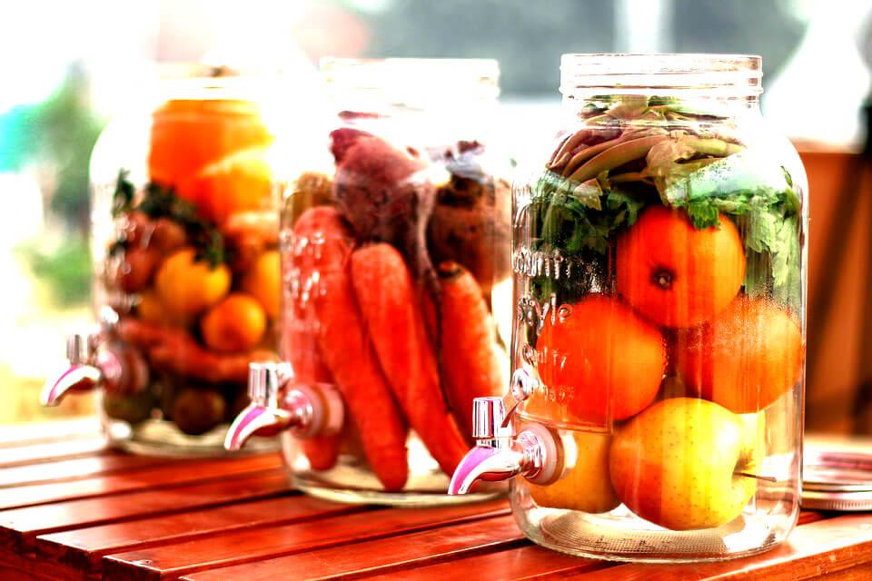 Comment conserver vos fruits et légumes