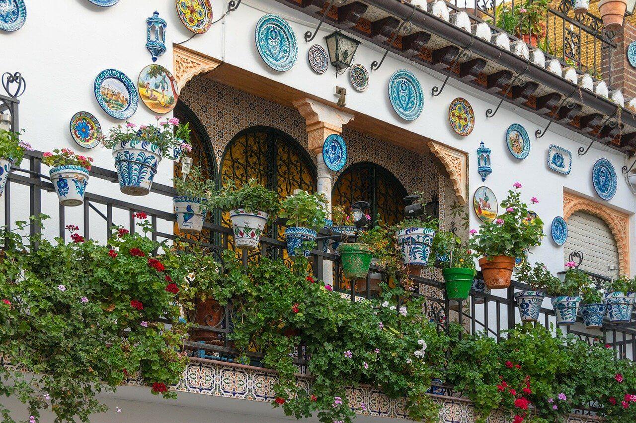 Fleurir le balcon