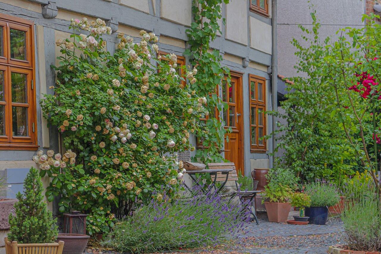 Amenager Un Petit Jardin Amenagement Le Blog De Jardinet Fr