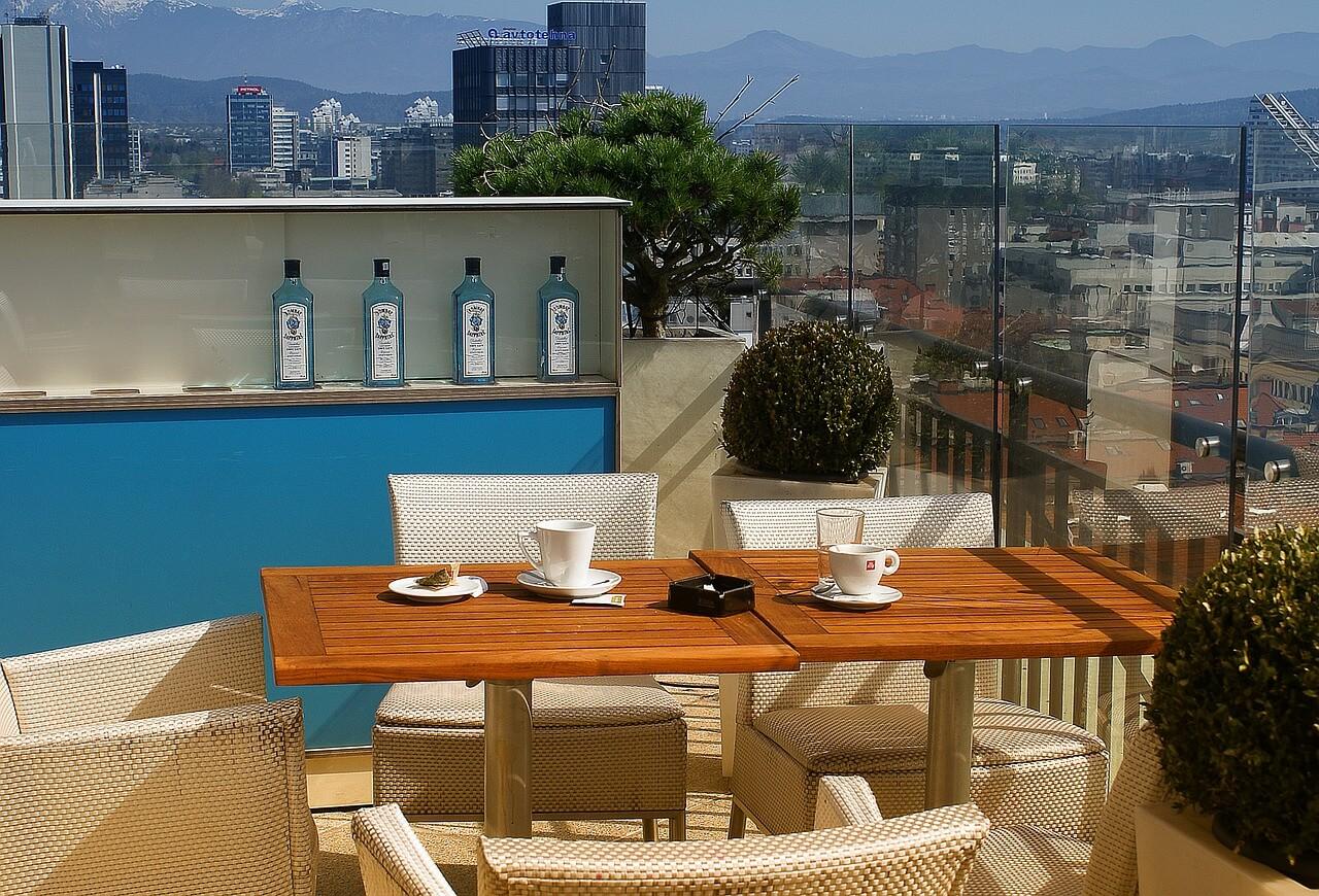 Aménager le toit en terrasse
