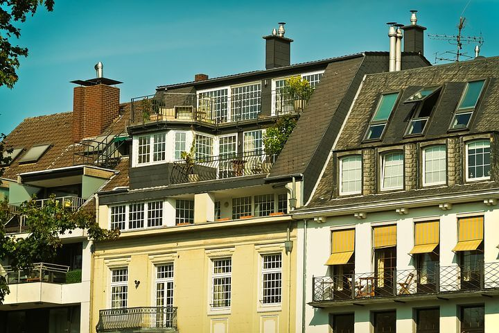 Balcon et vis à vis