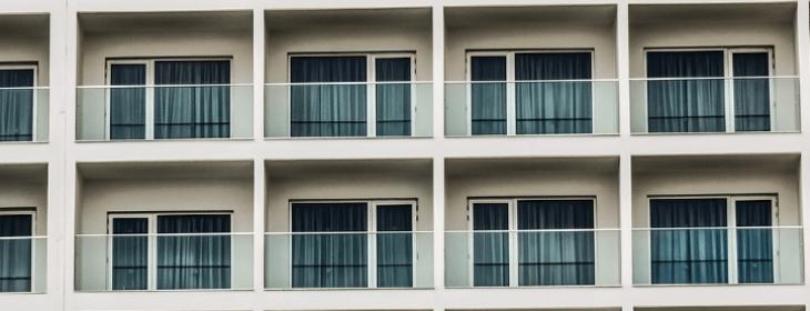 Le balcon filant