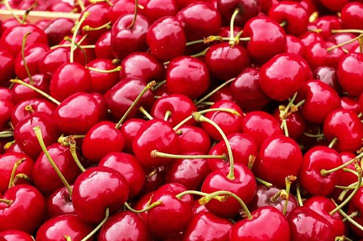 Les fruits en mai