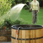 Récupération d'eau écologique