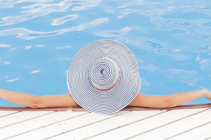 Profiter de son spa en été