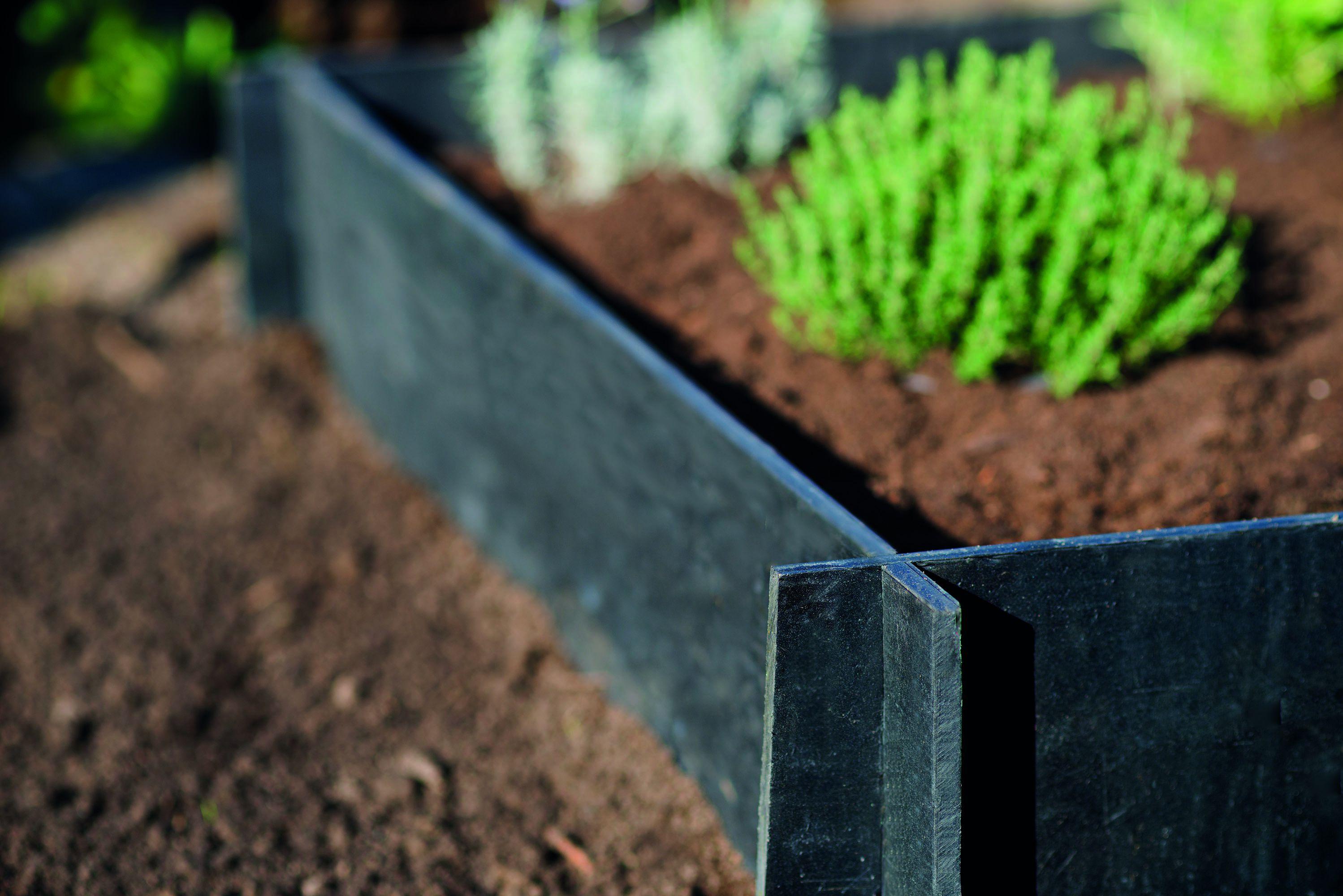 carr potager en pvc recycl culture et plantation jardinet