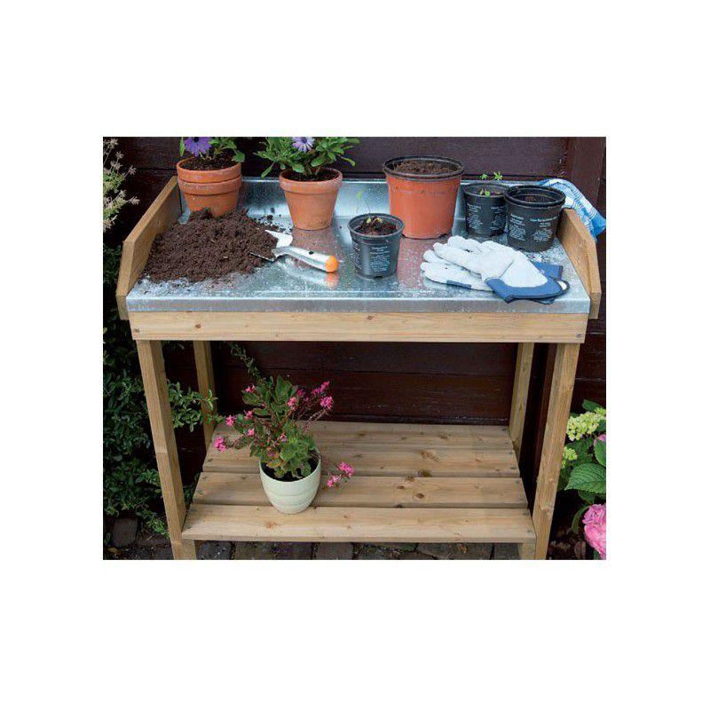 table de rempotage 54 x 81cm jardinet. Black Bedroom Furniture Sets. Home Design Ideas