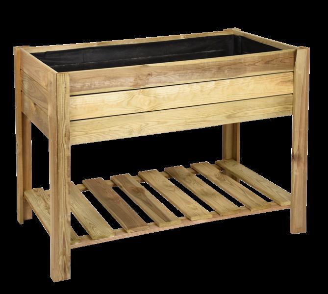 potager sur pied carr ou rectangle culture et. Black Bedroom Furniture Sets. Home Design Ideas