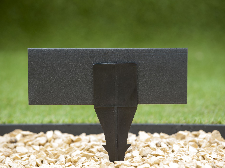 Bordure Jardin Noir Id Es Sur Les Parcs Et Leur Quipement De  # Bordure De Jardin Suisse