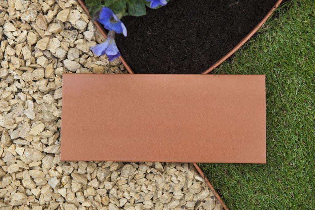 Bordure flexible couleur Terracotta - Jardinet