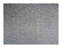 Filet brise-vue gris clair - 92% occultant - 230gr/m²