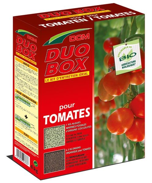 engrais duo box pour tomates x 4 kg. Black Bedroom Furniture Sets. Home Design Ideas