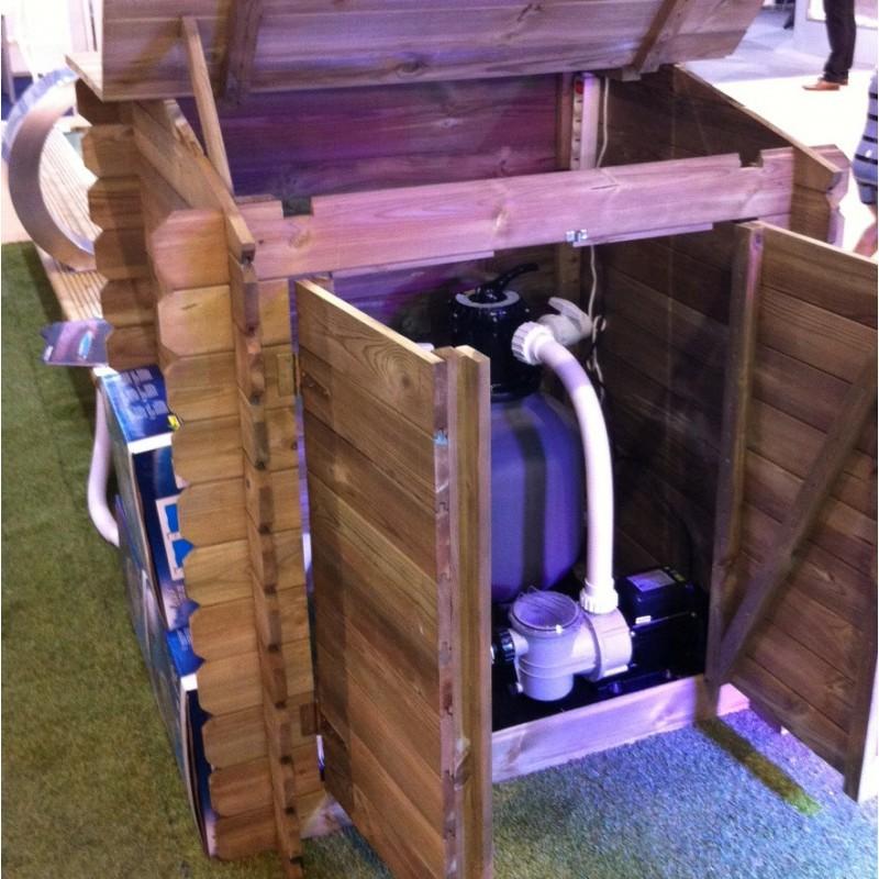 coffre de filtration classic pour piscine jardinet. Black Bedroom Furniture Sets. Home Design Ideas