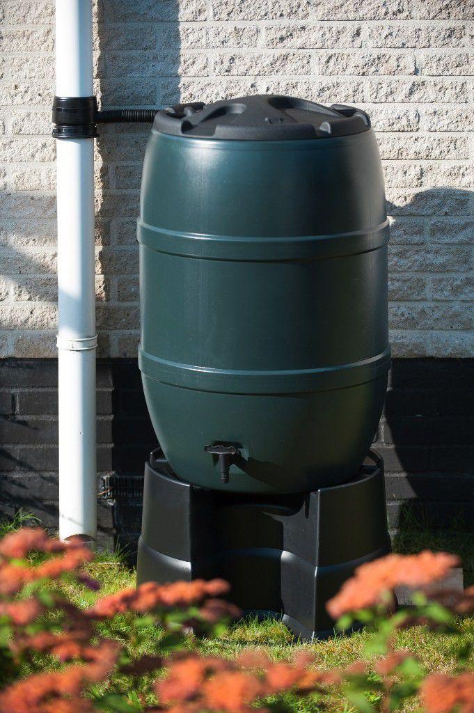 pied pour r cup rateur d 39 eau pour format mural ou tonneau jardinet. Black Bedroom Furniture Sets. Home Design Ideas